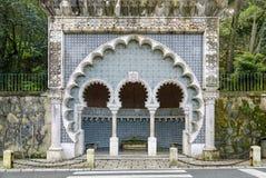 Fuente mora, Sintra, Portugal Foto de archivo