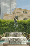 Fuente Nashville céntrica Foto de archivo