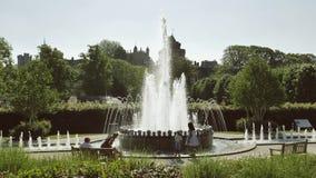 Fuente Windsor Castle cinemática