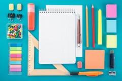 Fuentes de dirección de la escuela Imagen de archivo