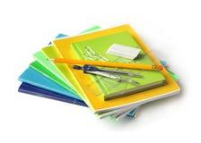 Fuentes de dirección de la escuela Imagen de archivo libre de regalías
