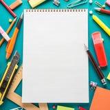 Fuentes de dirección de la escuela Imágenes de archivo libres de regalías
