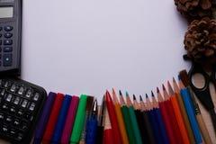 Fuentes de dirección de la escuela Fotos de archivo