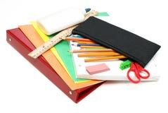 Fuentes de escuela Imagenes de archivo
