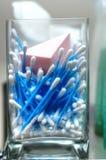 Fuentes de la higiene Fotografía de archivo libre de regalías