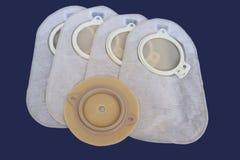 Fuentes de la operación del intestino grueso foto de archivo