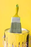 Fuentes de pintura Fotografía de archivo libre de regalías