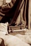 Fuentes del campo Imágenes de archivo libres de regalías