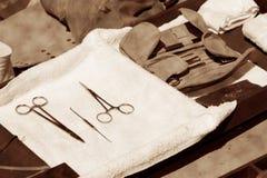 Fuentes del campo Foto de archivo