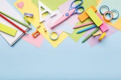 Fuentes inmóviles coloridas Fotos de archivo libres de regalías