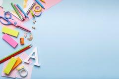 Fuentes inmóviles coloridas Fotografía de archivo