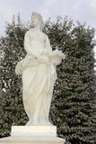 Fuentes y esculturas de Versalles en caída Fotografía de archivo libre de regalías