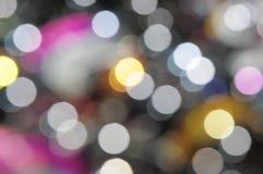 Fuera de fondo del foco Fotografía de archivo libre de regalías