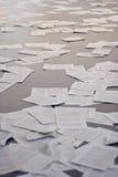 Fuera de inbox del control Imágenes de archivo libres de regalías