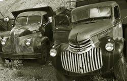 Fuera de servicio Fotografía de archivo libre de regalías