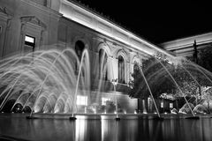 Fuera del museo de arte metropolitano 92 Fotos de archivo libres de regalías