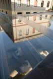 Fuera del nuevo museo del Acropoli Fotografía de archivo libre de regalías