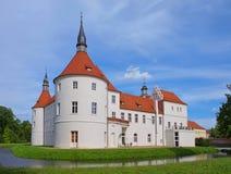 Fuerstlich Drehna palace Royalty Free Stock Photo