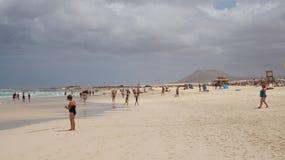 Fuertaventura Royaltyfri Fotografi