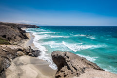 Fuertaventura  Royalty Free Stock Images