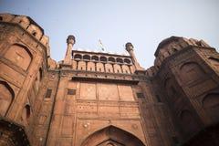 Fuerte Agra la INDIA de Agra Imágenes de archivo libres de regalías