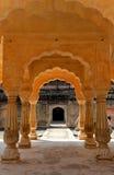 Fuerte ambarino, Jaipur Imagen de archivo libre de regalías