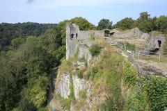Fuerte antiguo de la cuerda, Bélgica Foto de archivo