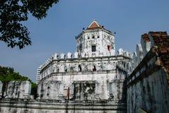 Fuerte antiguo de Phra Sumen Imagen de archivo libre de regalías