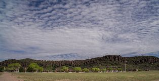 Fuerte Davis Historic Site Fotografía de archivo