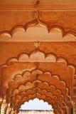 Fuerte de Agra Imagen de archivo libre de regalías