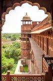 Fuerte de Agra imágenes de archivo libres de regalías
