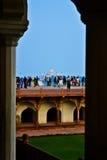 Fuerte de Agra Imagen de archivo