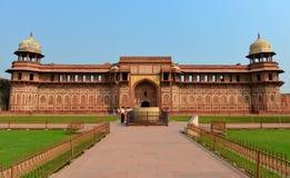 Fuerte de Agra, Agra Imágenes de archivo libres de regalías