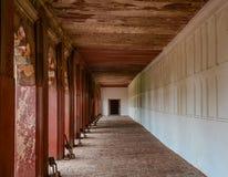 Fuerte de Agra en Agra, la India imagen de archivo libre de regalías