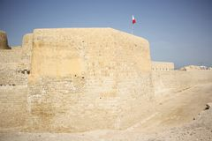 Fuerte de Bahrein Fotos de archivo