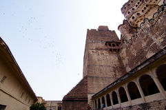 Fuerte de Buautiful de Jodhpur Imagenes de archivo