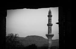 Fuerte de Daulatabad Imagen de archivo