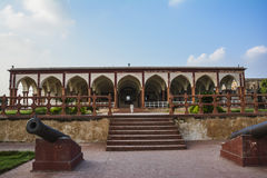 Fuerte de Diwan-i-Khas Lahore Foto de archivo libre de regalías