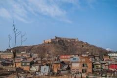 Fuerte de Durrani Fotografía de archivo