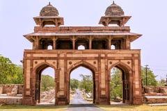 Fuerte de Fatehpur Sikri Imágenes de archivo libres de regalías