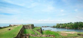 Fuerte de Galle, Sri Lanka Fotografía de archivo