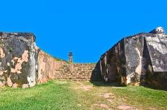 Fuerte de Galle, Sri Lanka Foto de archivo libre de regalías