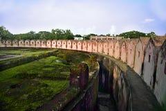 Fuerte de Idrakpur, Munshiganj, Bangladesh foto de archivo libre de regalías