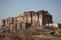 Fuerte de Jodhpur, la India Foto de archivo