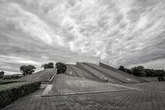 Fuerte de Kaunas noveno Imagen de archivo libre de regalías