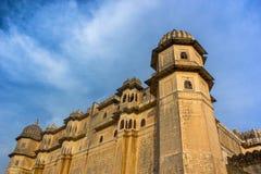 Fuerte de Kumbhalgarh imagen de archivo libre de regalías