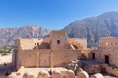 Fuerte de Nakhl, Omán Fotos de archivo