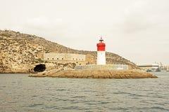 Fuerte de Navidad (οχυρό Χριστουγέννων), Καρχηδόνα Στοκ εικόνες με δικαίωμα ελεύθερης χρήσης