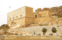 Fuerte de Navidad (fuerte) de la Navidad, Cartagena Fotos de archivo libres de regalías