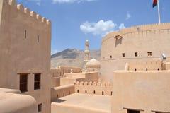 Fuerte de Nizwa imagen de archivo libre de regalías